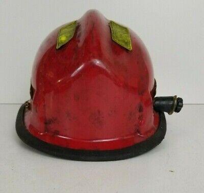 Cairns 360s Red Firefighter Helmet