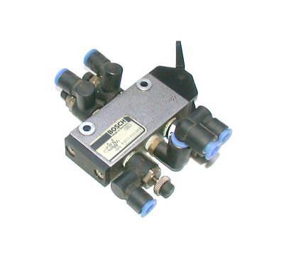 Bosch  0820 403 005  Pneumatic Manual Lever Valve 18 Npt