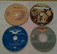 Verkaufe 4 Tom Astor CDs ohne Hüllen Bayern - Erlangen Vorschau