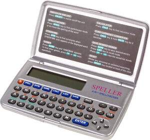 ELECTRONIC-6-IN-1-ENGLISH-SPELL-CHECKER-DICTIONARY-NEW