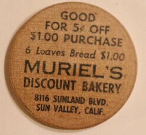 Vintage Muriel