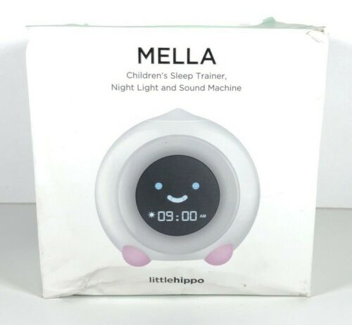 Littlehippo Mella Ready To Rise Childrens Sleep Trainer