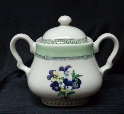 Rhs   Applebee Collection   England   Covered Sugar Bowl