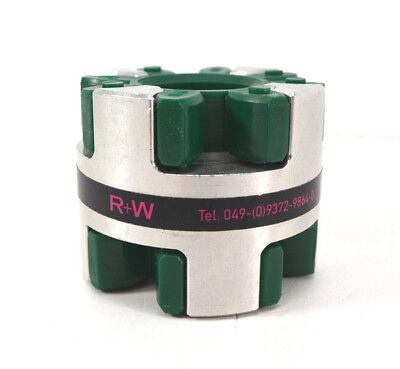 R+W Kupplung AußenØ ca. 66 mm | InnenØ ca. 29 mm | Länge ca. 53 mm +2 Zahnkränze, gebraucht gebraucht kaufen  Altwittenbek
