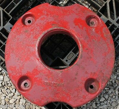 Rear Wheel Weight International Harvester Farmall Cub Lo-boy Tractor