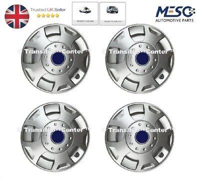 "4 of 15"" inch Wheel Trim Trims Hub Cap Caps Cover Covers FORD Transit 2000-2014"