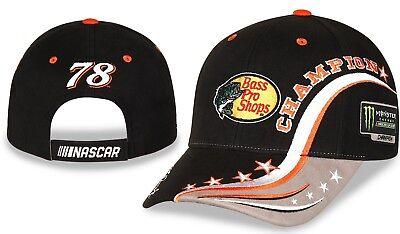 Martin Truex Jr 2017 Monster Energy NASCAR Cup Series Champion Sponsor Hat