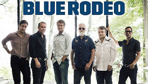 Blue Rodeo Tickets for Sale - Halifax Feb 25th