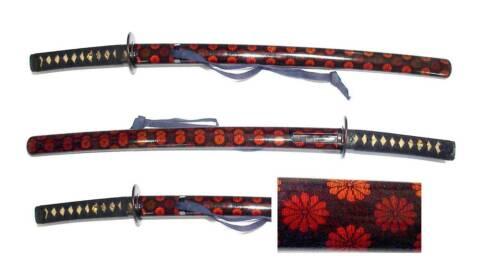 脇差拵/Wakizashi Koshirae Japanese sword fitting/錦張り-Nishiki bari
