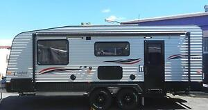 "20'6"" LIMITED EDITION Comfort Caravan Clontarf Redcliffe Area Preview"