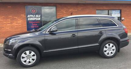 2007 AUDI Q7 WAGON TURBO DIESEL V6  6 SPEED   RECENT SERVICE Prospect Vale Meander Valley Preview