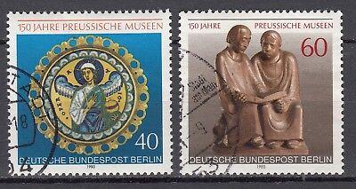 Berlin 1980 Mi. Nr. 625-626 Gestempelt LUXUS!!!