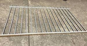 Unpainted Aluminium Garden Fence 1170mm High Seven Hills Blacktown Area Preview