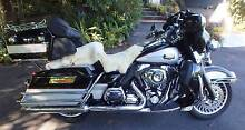 Harley Electraglide FLHTCU Ultra Classic 103c.in Samford Valley Brisbane North West Preview