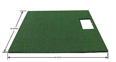 """UTP3660  36"""" x 60"""" Golf Mat For The OptiShot Golf Simulator"""