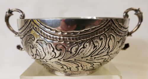 Antique Hallmarked Repousse