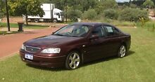 Fairmont V8 5.4 auto 2005 great condition REDUCED this week only Gray Palmerston Area Preview