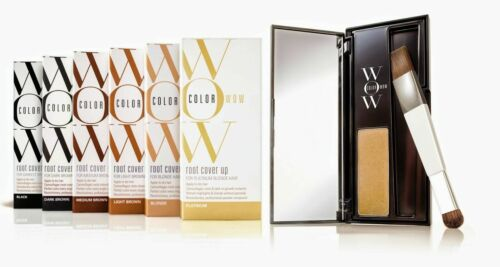 Color Wow Root Cover Up 2.1g .07 oz - Pick Your Shade