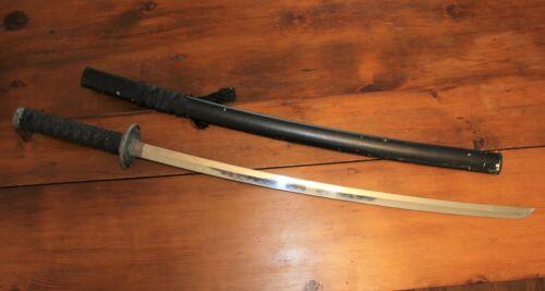 "VINTAGE SAMURAI SWORD ASIAN 28 1/2 """