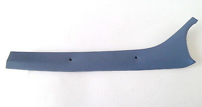 OEM 1987 Dodge Pickup Truck Windshield Side Garnish Trim Right Blue 4168238 RT