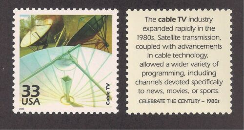 CABLE TV - 1980