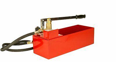 Steel Dragon Tools 29900 Hydrostatic Pressure Test Pump 726 Psi 3 Gallon Tank