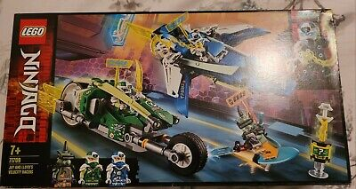 Lego ninjago Jay And Lloyd Velocity Racers