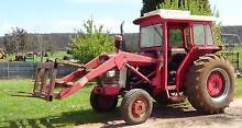 Tractors and hay machinery. Deloraine Meander Valley Preview