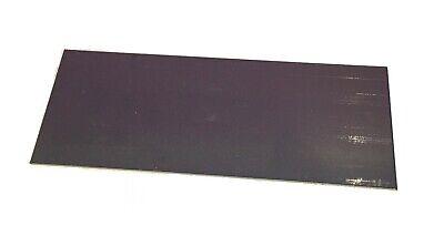 16ga .06 3 X 8 Galvanized Zinc Coated Steel Sheet Metal Plate