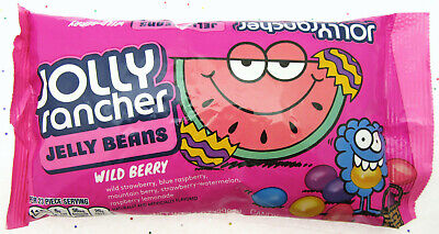 Jolly Rancher Jelly Beans ~ Wild Berry Candy ~ American Spring Time ~ 14oz Bag - Jolly Rancher Jelly Beans