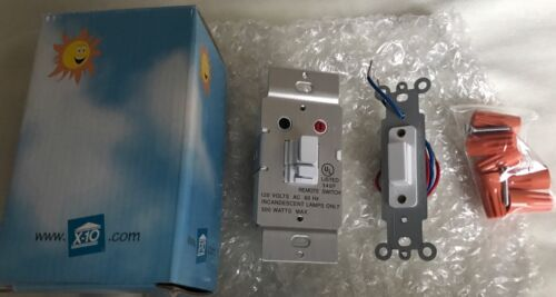 X10 3-way Wall Switch Set Model WS4777 Home Automation New in Box