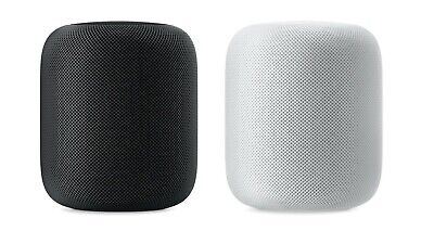 Apple HomePod Smart Speaker - Space Grey and White FAST AND FREE DELIVERY