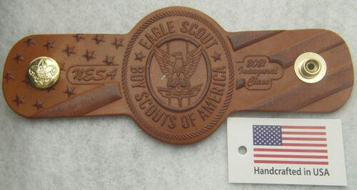 2021 Lady Eagle Scout Neckerchief Slide