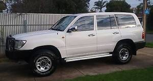 1998 Toyota LandCruiser Wagon Woodville North Charles Sturt Area Preview