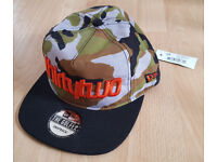 ThirtyTwo TM3 TM-three 2018 Limited Edition Chris Grenier Camo Baseball Cap -NEW!