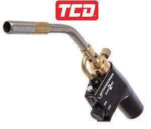 Rothenberger Superfire 2 Blow Torch Soldering, Brazing Gas Refillable Gun 3.5644