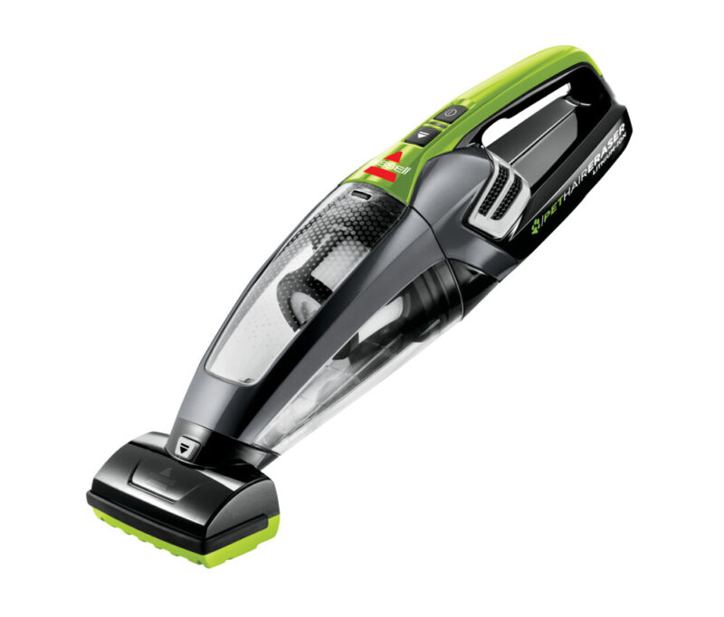 Bissell Pet Hair Eraser® Lithium Ion Cordless Pet Hand Vacuum   2389 New!