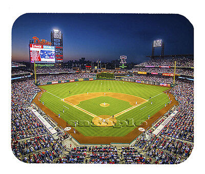 Item 721 Citizens Bank Park Philadelphia Phillies Mouse Pad