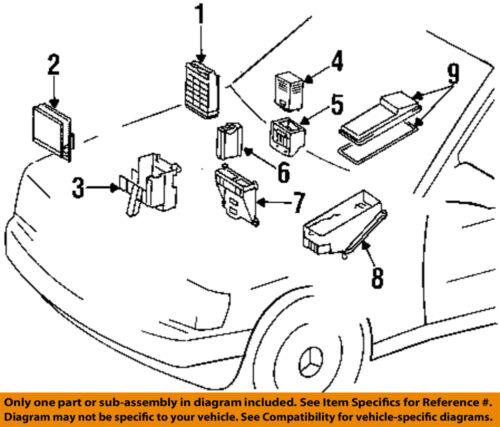 mercedes mercedes benz oem 84 93 190e fuse box 2015400450. Black Bedroom Furniture Sets. Home Design Ideas
