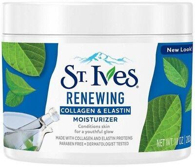 St  Ives Renewing Collagen   Elastin Moisturizer  10 Oz
