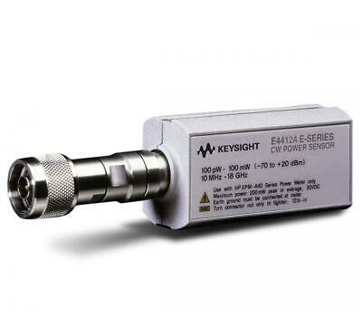 Keysight Agilent E4412a 18ghz Wide Dynamic Range Power Sensor