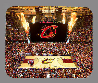 Item 3646 Quicken Loans Arena Cleveland Cavaliers Mouse Pad