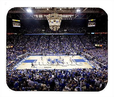 Rupp Arena (Item#1129 Rupp Arena Kentucky Wildcats Basketball Mouse Pad)