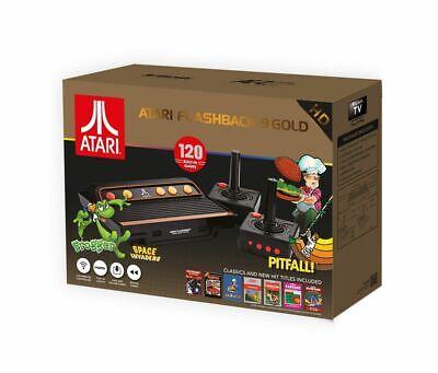 Atari Flashback 9 Gold Gaming Console