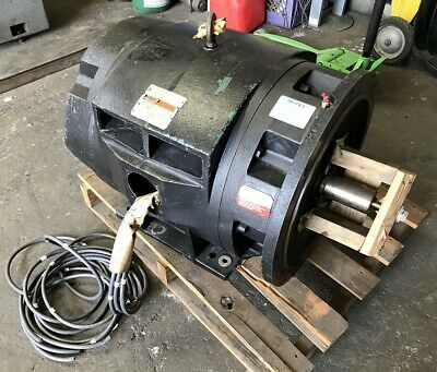 Reliance Duty Master 150 Hp 1773 Rpm 460v 60h 179 A Industrial Electric Motor