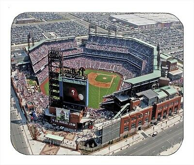 Item 1051 Citizens Bank Park Fly Over Philadelphia Phillies Mouse Pad