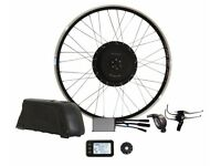 500W REAR DRIVE - ALL TURF POWER CONVERSION KIT - ROAD LEGAL DUAL CONTROL