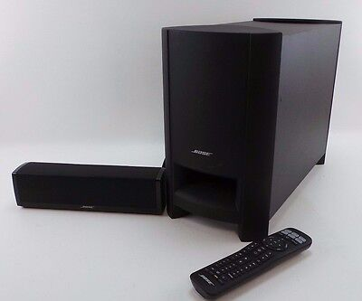 Bose CineMate 15 Home Theater Subwoofer + Remote Without Box #Asb310
