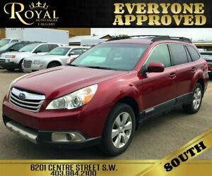 2011 Subaru Outback 2.5i Sport Limited Package