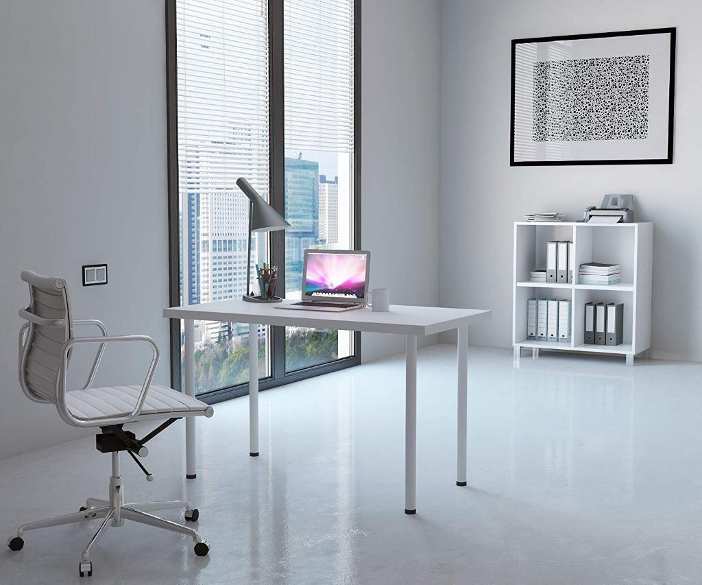 Ikea desk linnmon top w adils legs in southville bristol